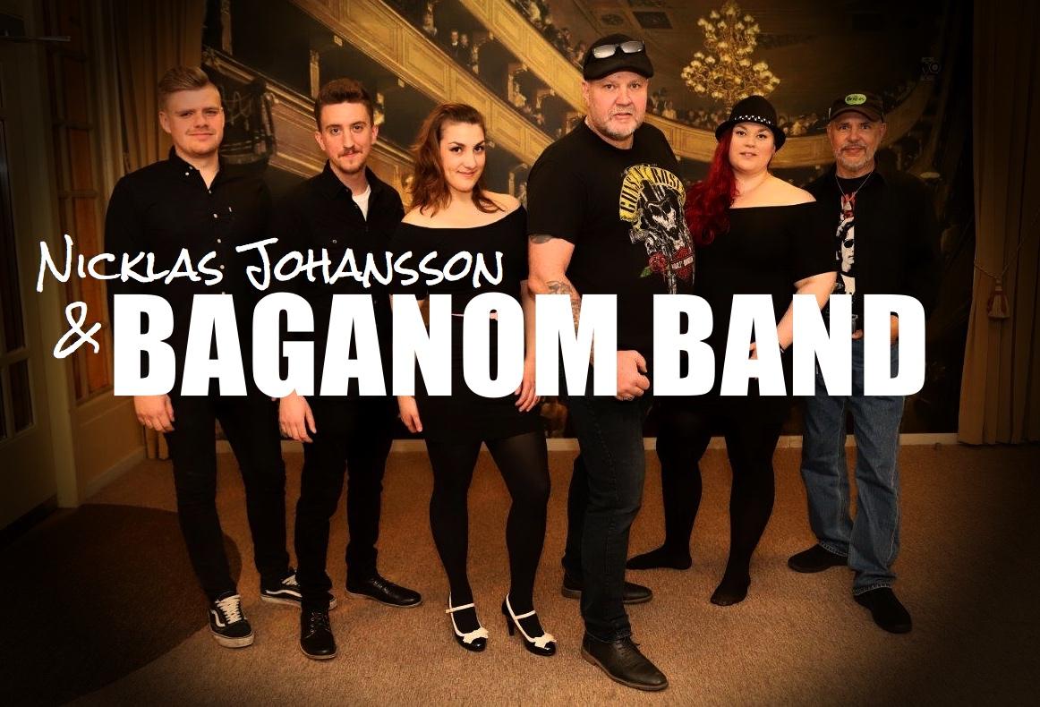 baganom band, blueskväll, event, sommarkväll, fri entré, gratis, trubadur, livemusik