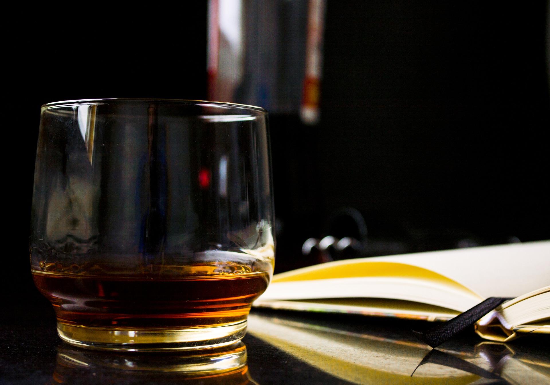 Whiskyprovning, romprovning