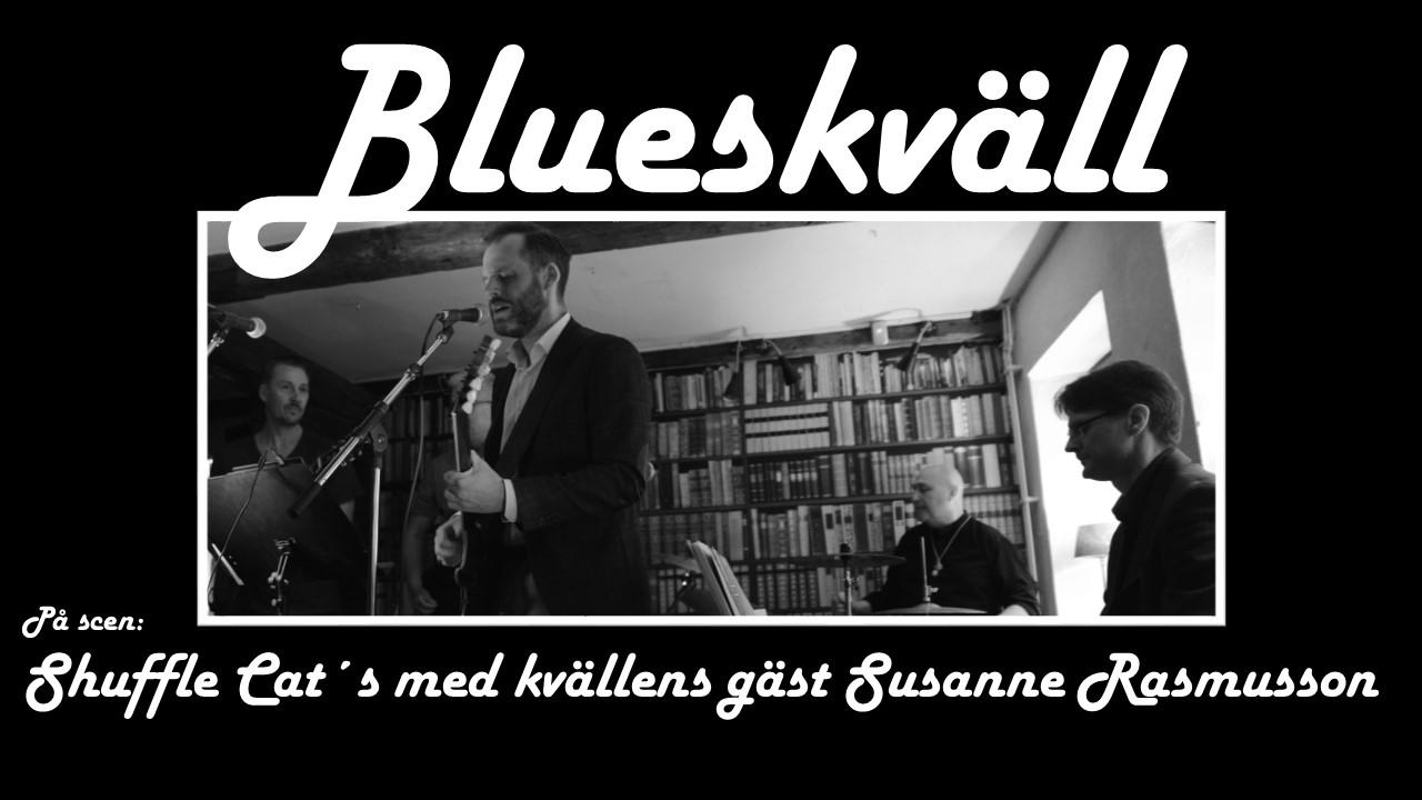 shufflecats, blueskväll, fri entré, event, evenemang, livemusik, blues